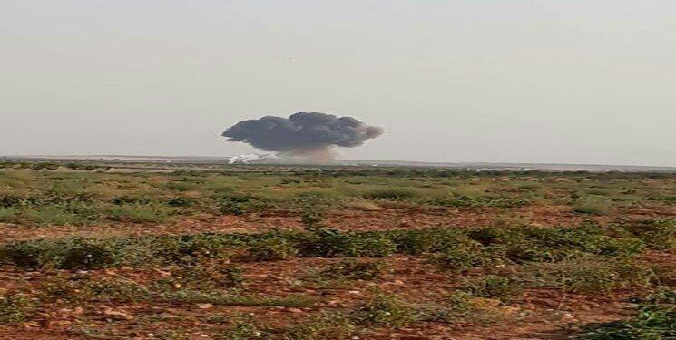 ترکیه یک جنگنده سوری دیگر را در ادلب ساقط کرد