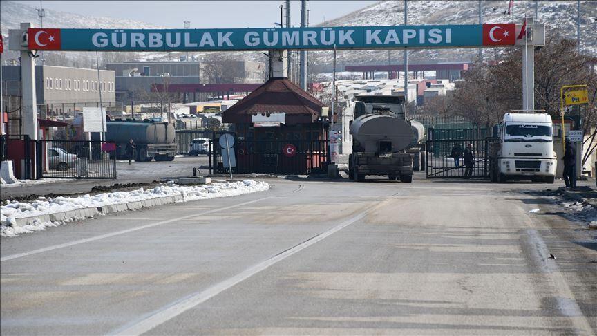 خبرنگاران کوشش مسوولان گمرک بازرگان برای بازگشایی مرز ایران و ترکیه