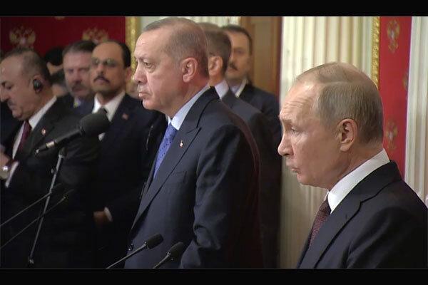 راز مذاکرات 3 ساعته درباره ادلب و چهره درهم پوتین