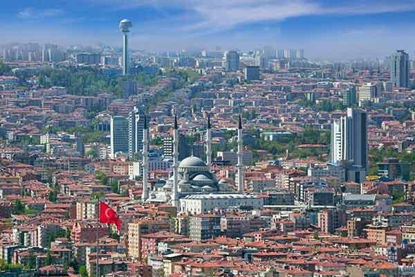 نماز جمعه و جماعت در ترکیه به خاطر کرونا تعطیل شد