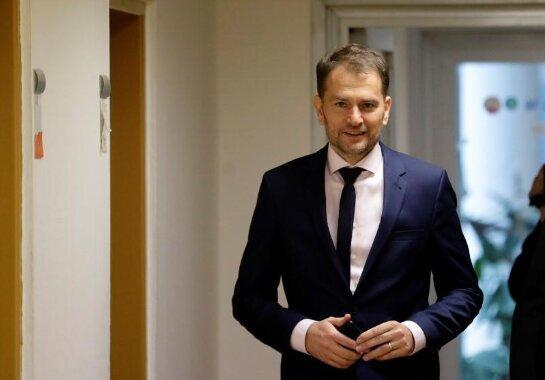 تشکیل دولت جدید اسلواکی در بحبوحه کرونا
