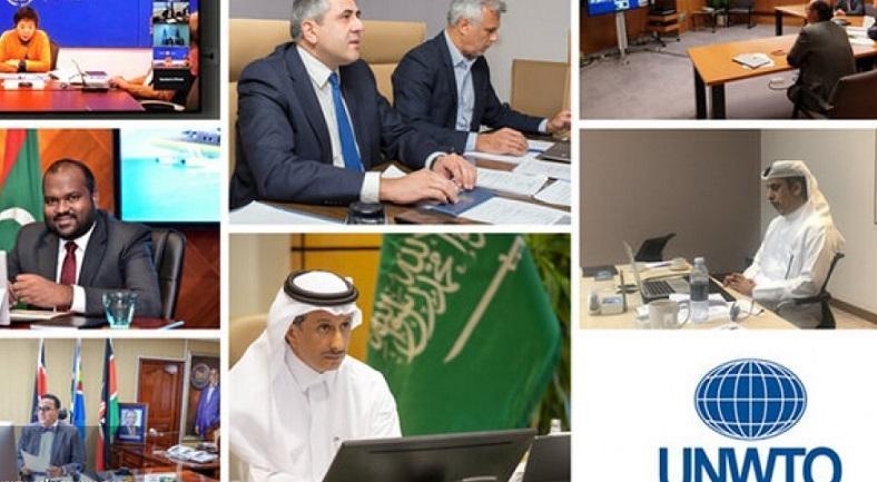 همفکری مجازی UNWTO و ایران