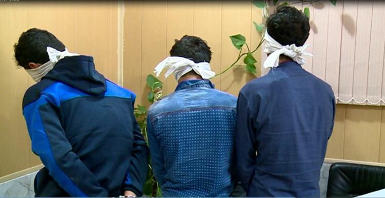 اتهام محاربه برای عاملان سرقت از 200 زن