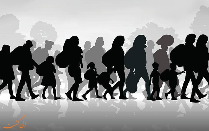 دانستنی هایی درباره مهاجرت که شگفت زده خواهید شد