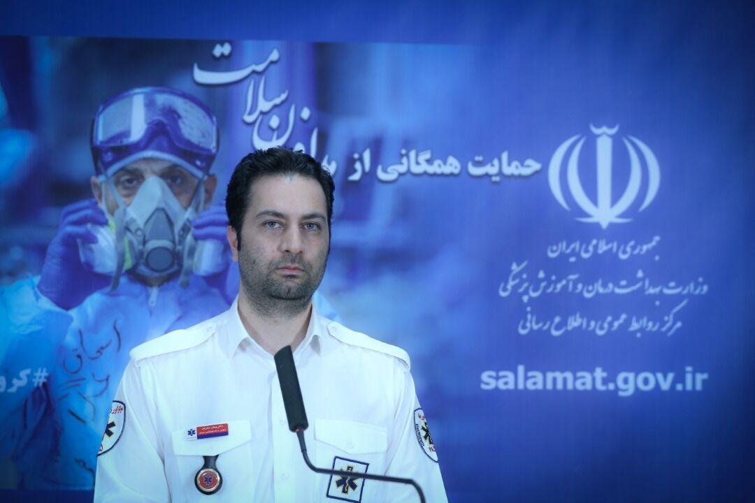 خبرنگاران تعداد بیماران بدحال کرونایی در تهران افزایش یافته است