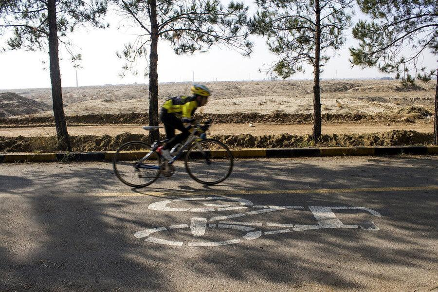 عضو تیم ملی دوچرخه سواری در یک تصادف فوت کرد