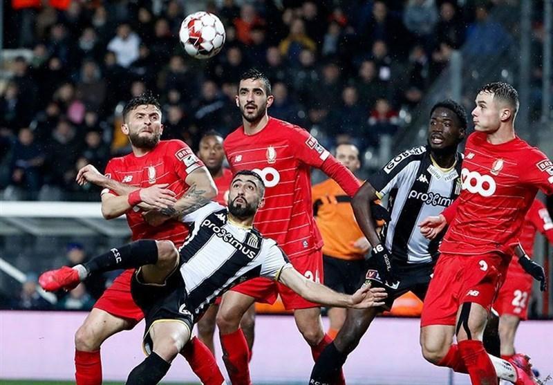 لیگ برتر فوتبال بلژیک به سرانجام خط رسید