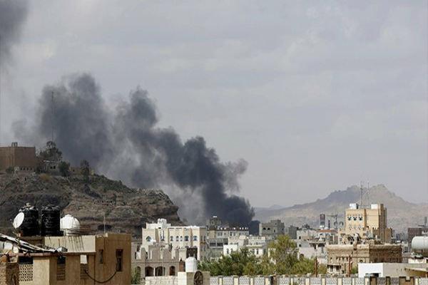 متجاوزان سعودی الحدیده یمن را هدف حملات خمپاره ای قرار دادند