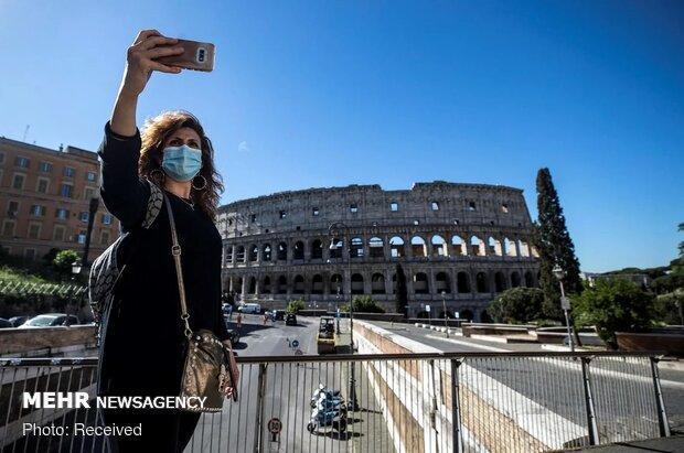 قربانیان ناشی از کرونا در ایتالیا به پایین ترین میزان خود رسید