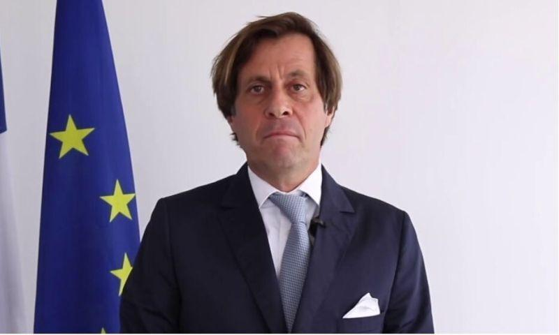 خبرنگاران نماینده فرانسه در سازمان ملل: از پیشنهادهای یکجانبه حمایت نمی کنیم