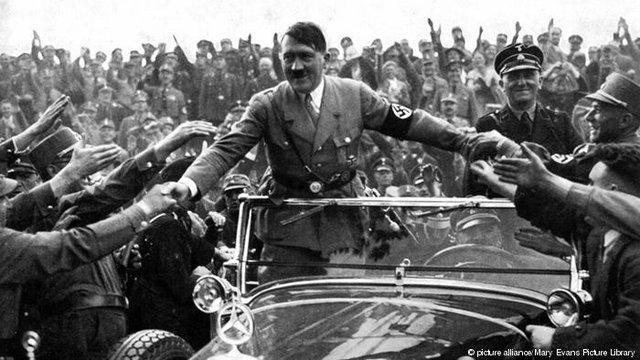 هیتلر و رویاهای بر باد رفته
