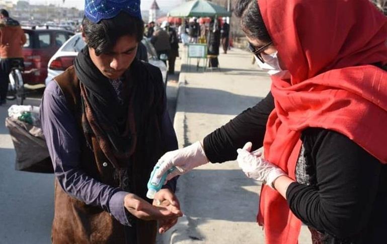 ابتلا به کرونا در افغانستان به 35 هزار و 503 تن رسید