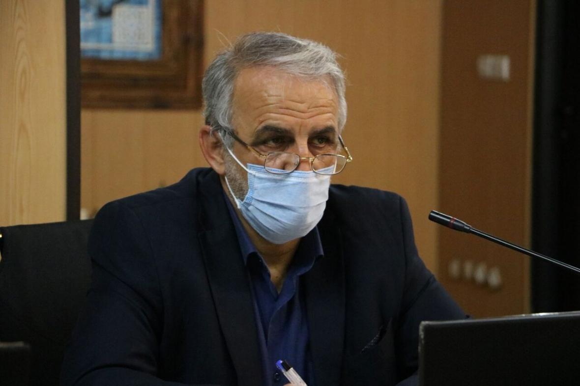 خبرنگاران موسی زنجانخواه رییس شورای شهر انزلی شد