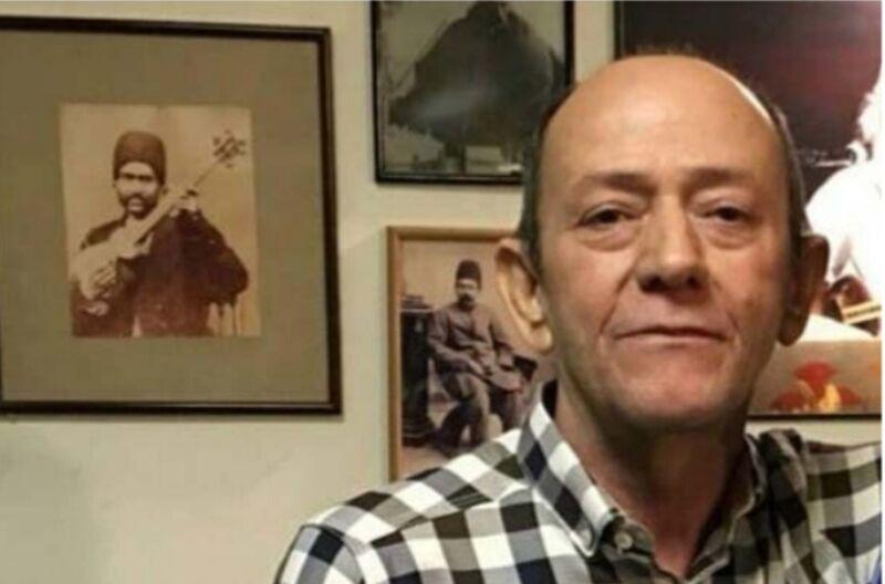 خبرنگاران مرد پیشکسوت سنتور مغلوب سرطان شد