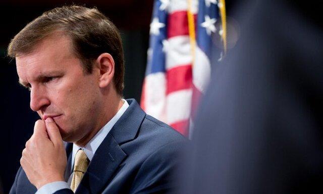 کریس مورفی: عدم تمدید تحریم های ایران شکست محض برای آمریکاست