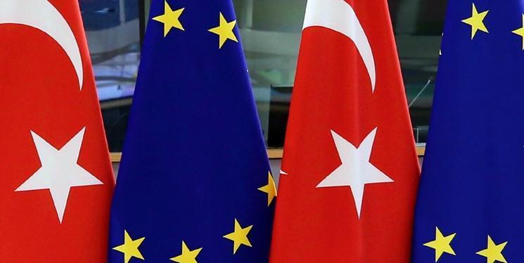 اتحادیه اروپا برای تحریم ترکیه به توافق نرسید