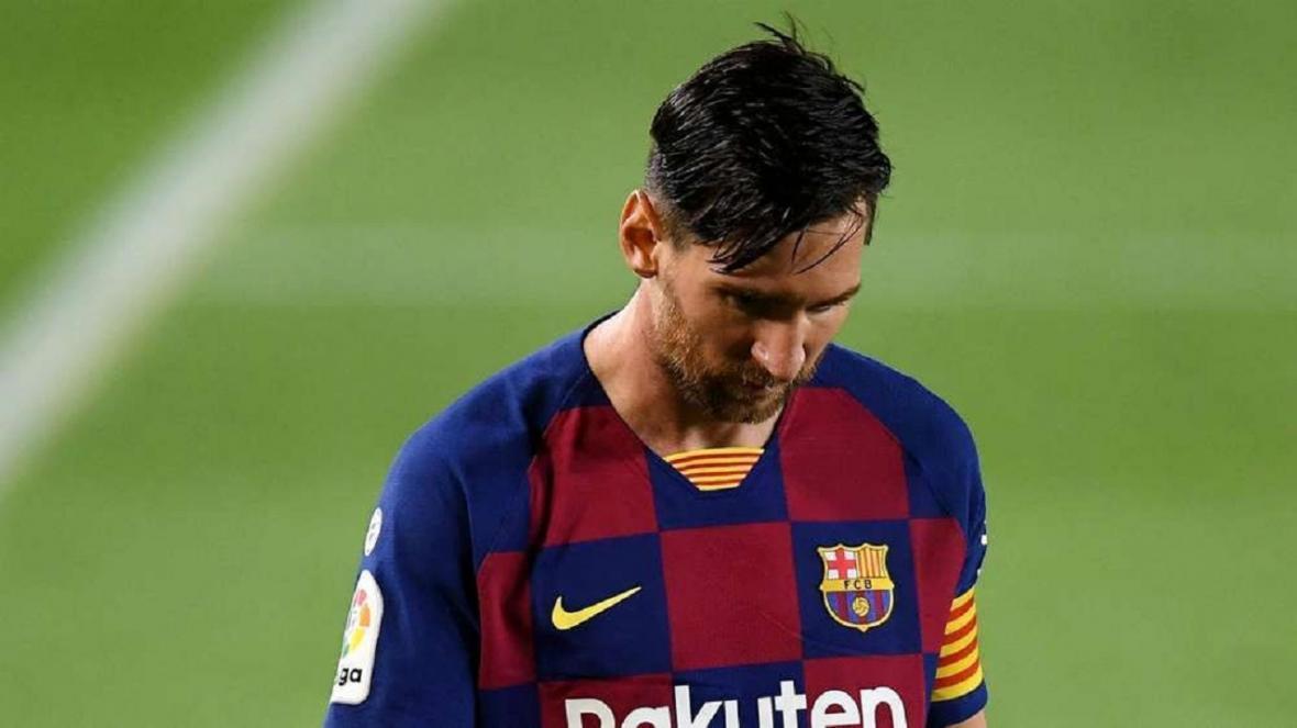 جدایی مسی از بارسلونا می تواند وجهه او را خراب کند