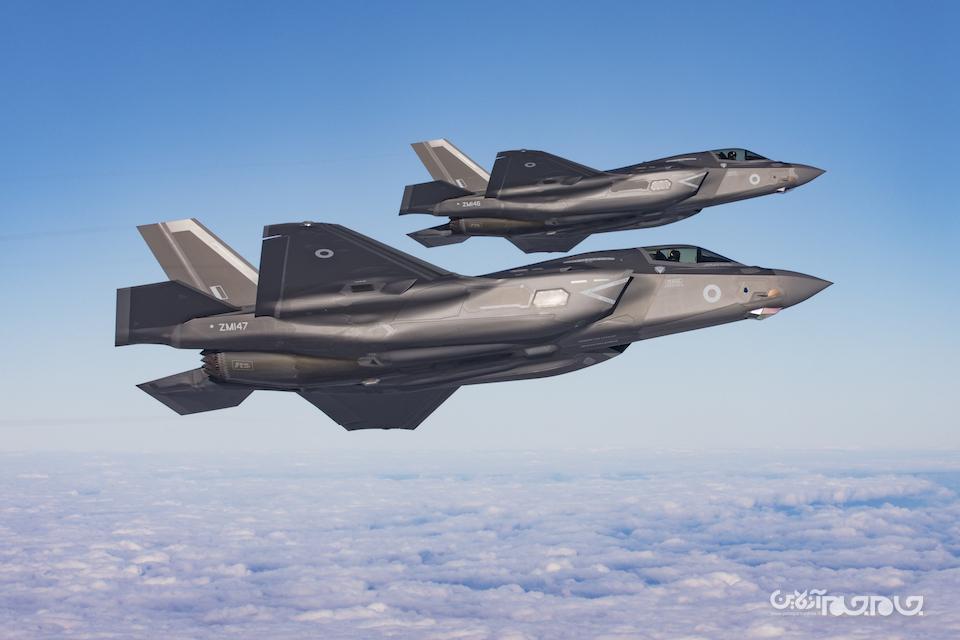 جزییات جدید از کلاهبرداری آمریکا بابت فروش اف-35 به انگلیس، ملکه الیزابت؛ اولین ناوهواپیمابر دنیا که هواپیمای عملیاتی ندارد!