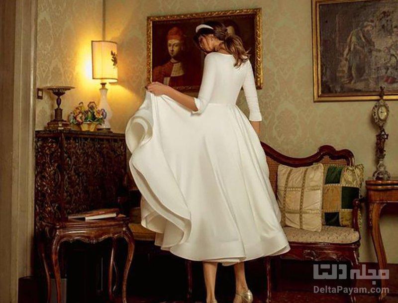 نکاتی که درباره لباس شب سفید باید بدانید
