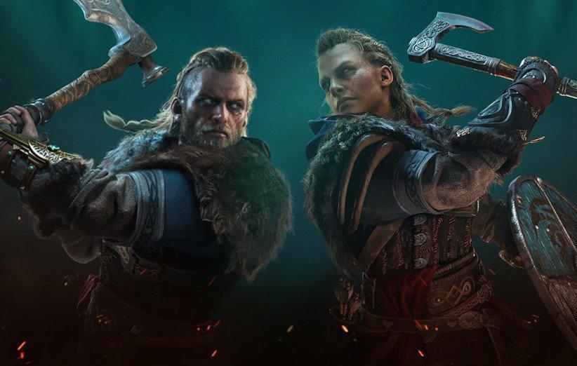 شخصیت اصلی Assassins Creed Valhalla در طول داستان تغییر می کند