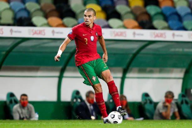 واکنش په په به خداحافظی احتمالی از تیم ملی پرتغال