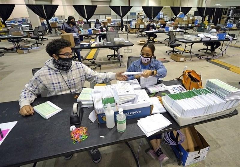 شرکت بیش از 58 میلیون آمریکایی در انتخابات زودهنگام