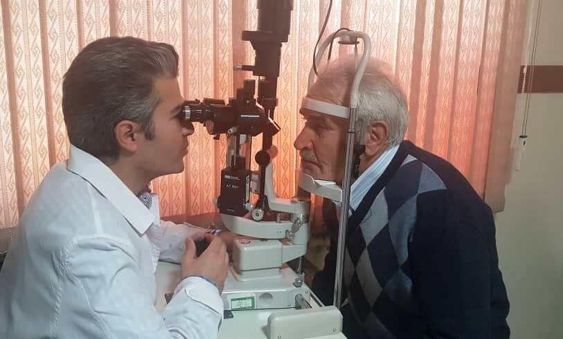 آسیب سلول های چشمی با آلودگی هوا