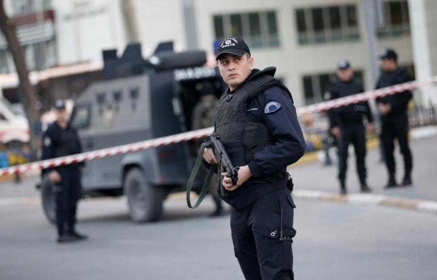 دستگیری 17 مظنون به همکاری با داعش در ترکیه