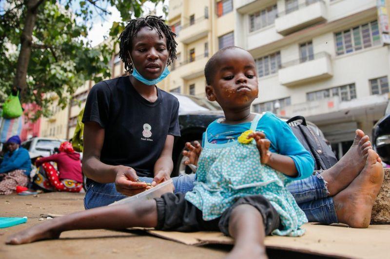 بازار سیاه فروش کودک در نایروبی کنیا، قیمت: از 400 تا 6 هزار دلار آمریکا