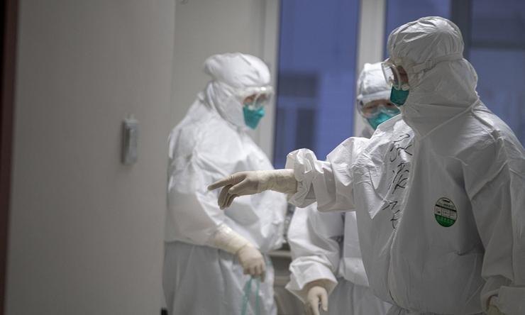57 میلیون نفر در دنیا به کرونا مبتلا شدند
