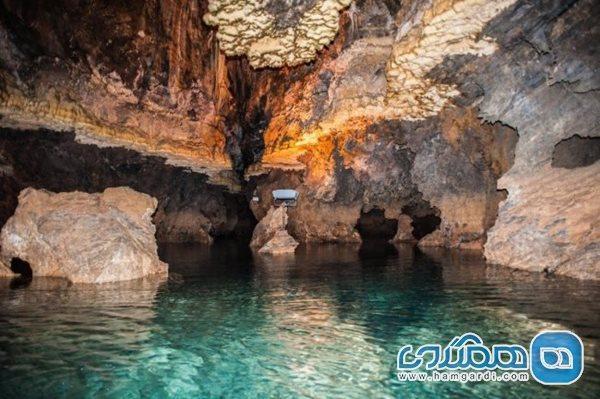 غار آبی دانیال مازندران ، دیدار با خفاش های خواب آلود