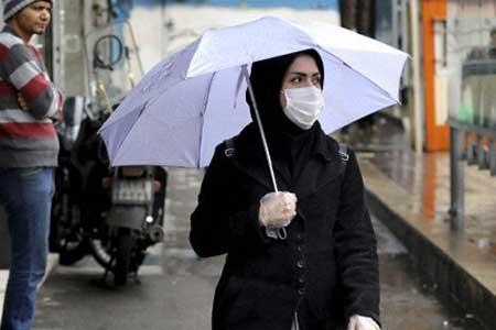 چگونه از ماسک در روزهای بارانی استفاده کنیم؟