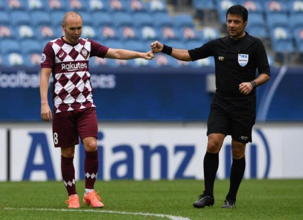 واکنش فغانی به جنجال عجیب فدراسیون فوتبال