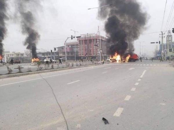 حمله تروریستی در کابل 9 کشته برجای گذاشت