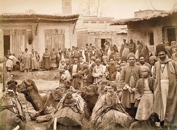 فهرست سیاه انگلیسی ها از تاجران ایرانی