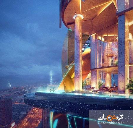 هتل پنج ستاره رزمونت؛ اولین هتل دنیا با جنگل اختصاصی در دبی، عکس