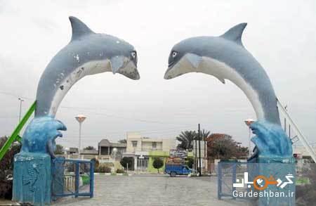 جاذبه های گردشگری بندر دیر در بوشهر