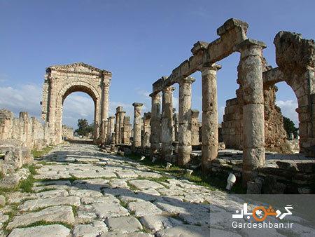 آشنایی با شهر باستانی و افسانه ای تایر