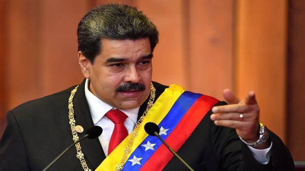 آمریکا فشار های چندجانبه بر مادورو را افزایش می دهد