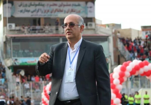 سرپرست استقلال برای بازی با فولاد تعیین ضد خبرنگاران
