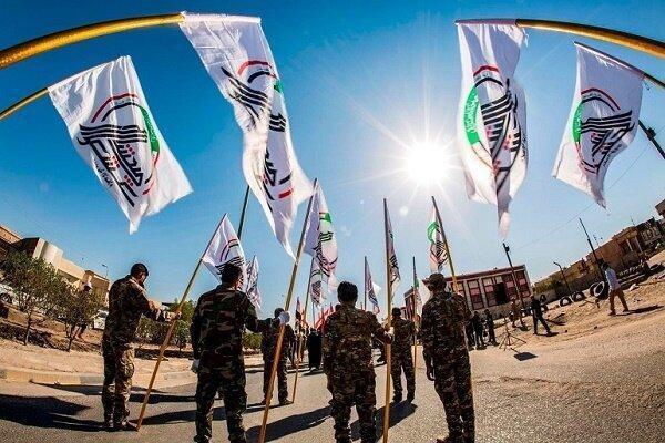 حشد شعبی حمله انتحاری علیه شهروندان عراق را خنثی کرد