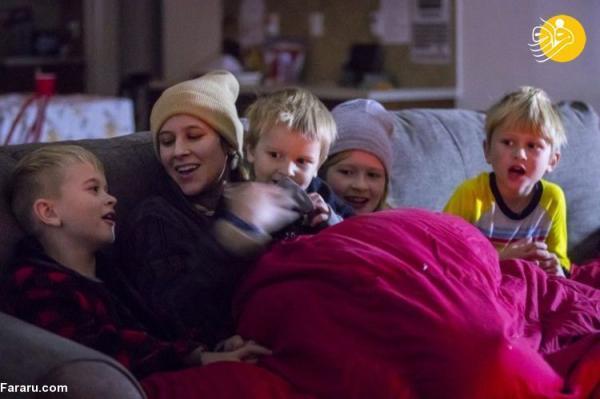 (تصاویر) قطع برق میلیون ها آمریکایی در پی سرمای کم سابقه