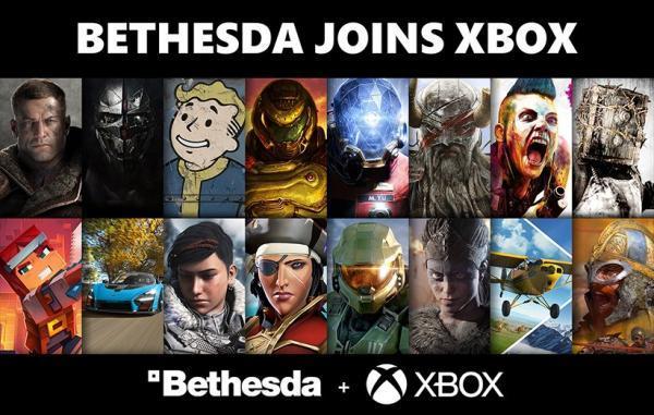 بتسدا رسما زیرمجموعه مایکروسافت شد؛ برخی بازی ها انحصاری می شوند