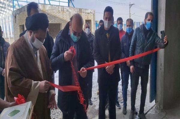 خبرنگاران 4 واحد تولیدی در منطقه آزاد ماکو افتتاح شد