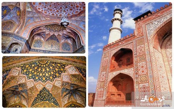 مقبره اکبرشاه ؛ محبوب ترین جاذبه هند و آگرا