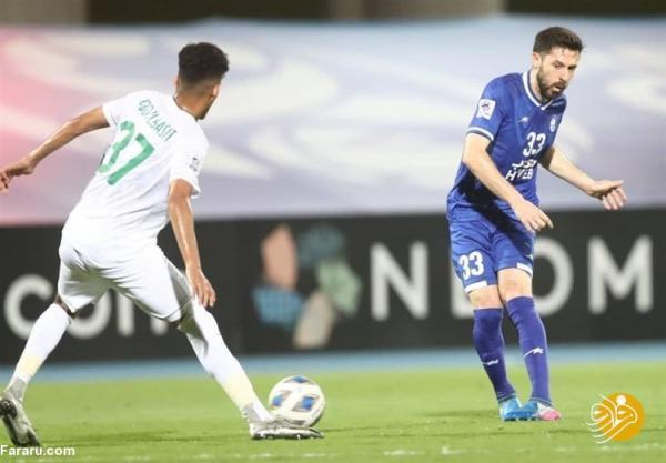 واکنش رئیس فدراسیون فوتبال عربستان به شکایت الاهلی از استقلال