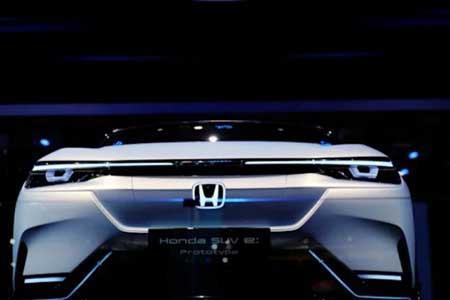 هوندا از 2040 فقط خودروی برقی می فروشد
