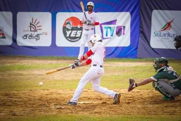 برگزاری مسابقات بیس بال غرب آسیا در ایران