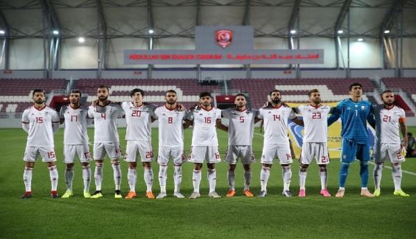 بازی فوتبال ایران و عراق کی است؟