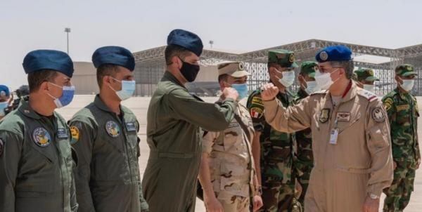 رزمایش هوایی مشترک عربستان سعودی و کشورهای عربی